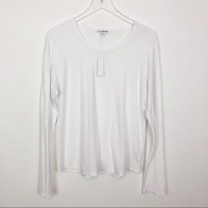 James Perse Ling Sleeves Tee